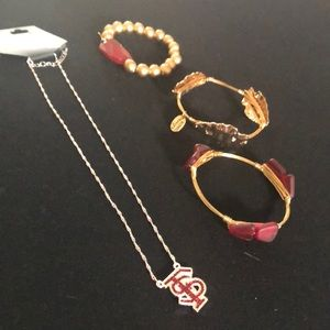 FSU Jewelry Set